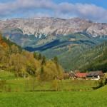 Panoramablick Hohe Veitsch
