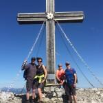 Gipfelkreuz Hohe Veitsch