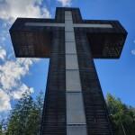 Größtes Holzkreuz der Welt