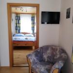 Beide Schlafzimmer mit TV