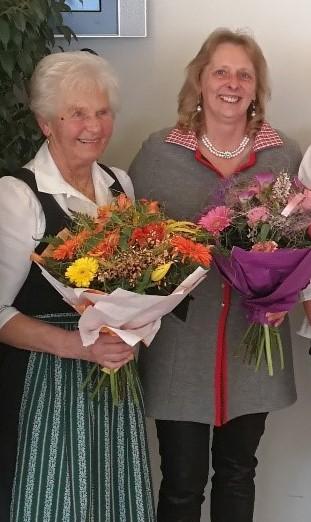 Gewählt zur Obfrau vom Seniorenbund