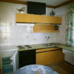 Küche im Apartment